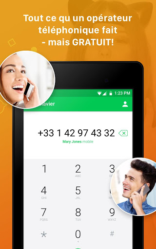Nextplus SMS Gratuits   Appels screenshot 10