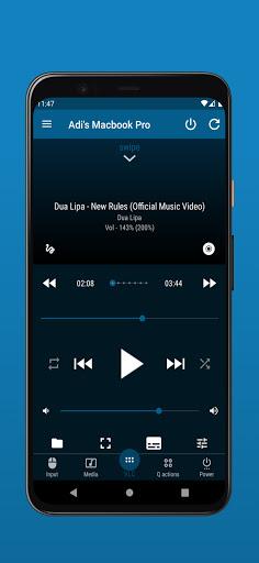 VLC Mobile Remote - PC Remote & Mac Remote Control screenshot 19