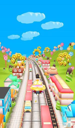 Princess Run Game 4 تصوير الشاشة