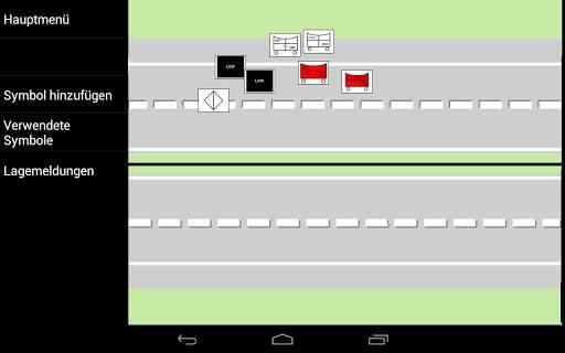 Mobile-Lagekarte screenshot 2