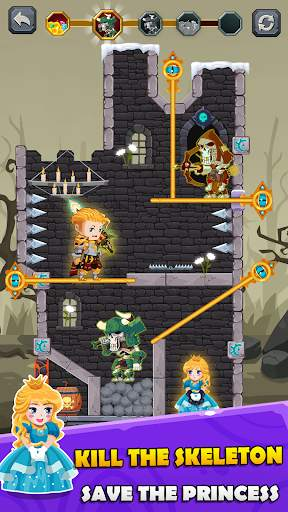 How to Loot - Pin Pull & Hero Rescue screenshot 2