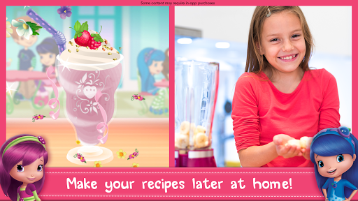 Strawberry Shortcake Sweet Shop screenshot 6