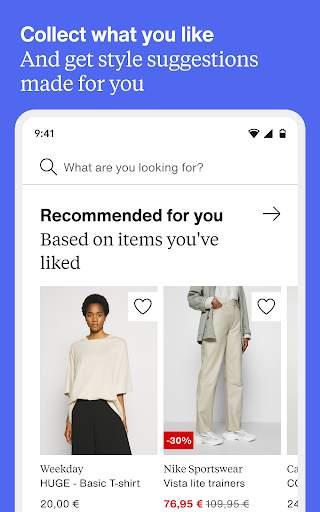 Zalando – fashion, inspiration & online shopping screenshot 14