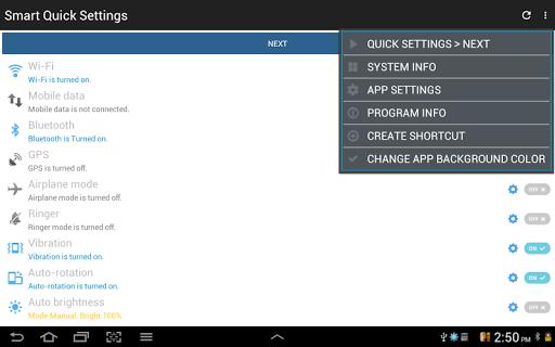 Smart Tetapan Pantas screenshot 19