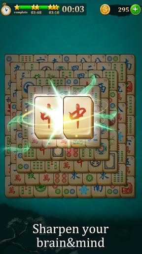 Mahjong Solitaire: Classic screenshot 1