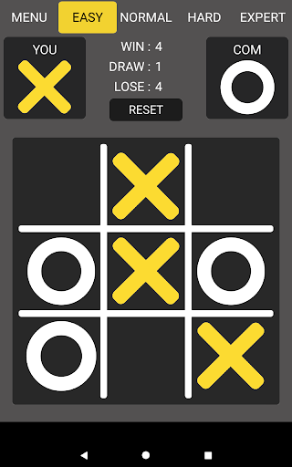 Tic Tac Toe : Noughts and Crosses, OX, XO screenshot 8
