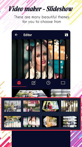 Photo video maker screenshot 2