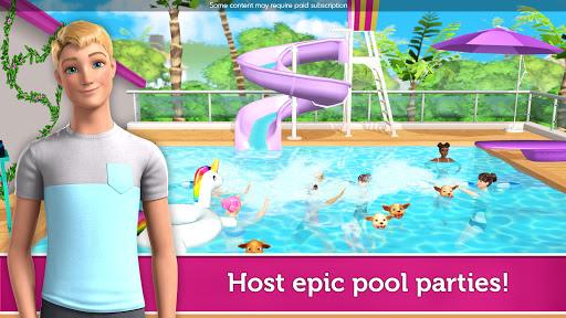 Barbie Dreamhouse Adventures 3 تصوير الشاشة
