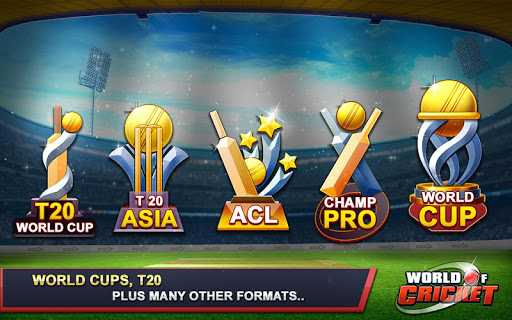 World of Cricket : World Cup 2019 screenshot 3