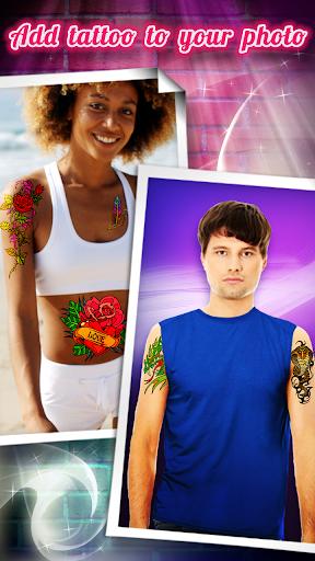 Tattoo drawing – tattoo my photo screenshot 2