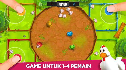 Stickman Party: 1 2 3 4 Permainan Pemain Gratis screenshot 2