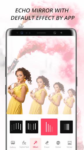 Echo Mirror Magic : Echo Effect Photo Editor screenshot 1