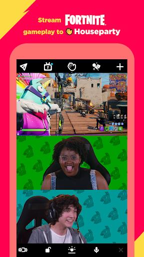 Houseparty screenshot 1