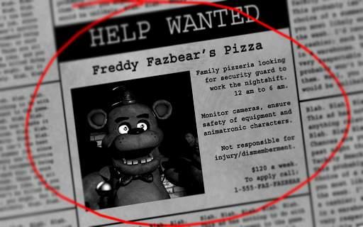 Five Nights at Freddy's screenshot 12
