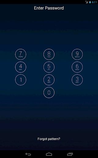 Application Lock 5 تصوير الشاشة