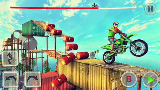 Bike Stunt Race 3d Bike Racing Games – Bike game screenshot 2