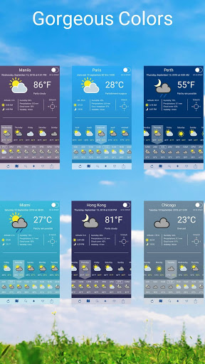 Weather 2 weeks screenshot 3
