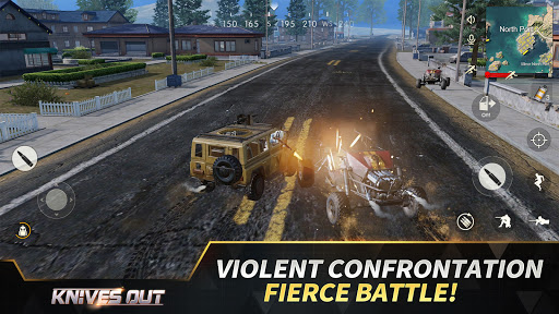 Knives Out-No rules, just fight! screenshot 5