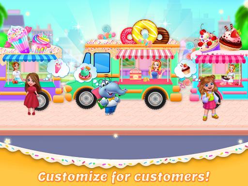Sweet Bakery Chef Mania: Baking Games For Girls screenshot 8