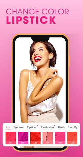 Beauty Face Plus - Makeup Photo, Beauty Plus screenshot 3