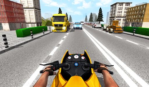 Moto Traffic Rider screenshot 3