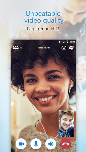 U Meeting, Webinar, Messenger screenshot 3