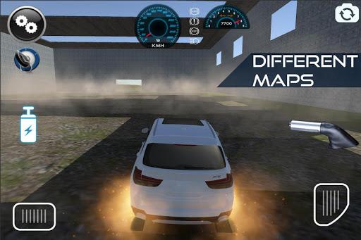 X5 M40 and A5 Simulator screenshot 8