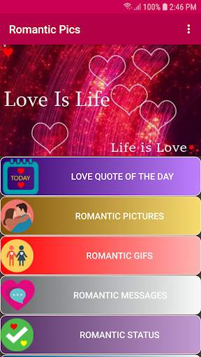 Romantic Images for Lovers screenshot 2