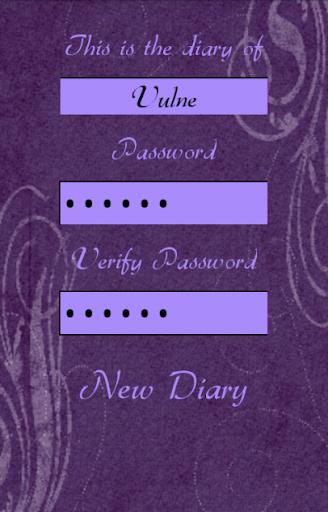 Secret Diary screenshot 1