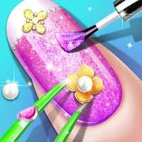 💅💅Princess Nail Makeup Salon on APKTom