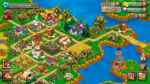 Harvest Land: Farm & City Building screenshot 8