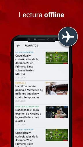 MARCA - Diario Líder Deportivo screenshot 4