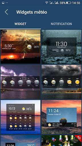 أحوال الطقس screenshot 6