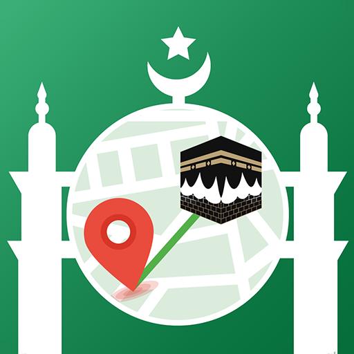 Muslim Assistant - Prayer Times, Azan, Qibla icon