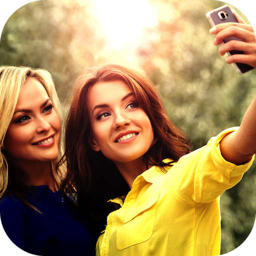Selfie Camera Beauty Photos & Face Makeup Filters icon