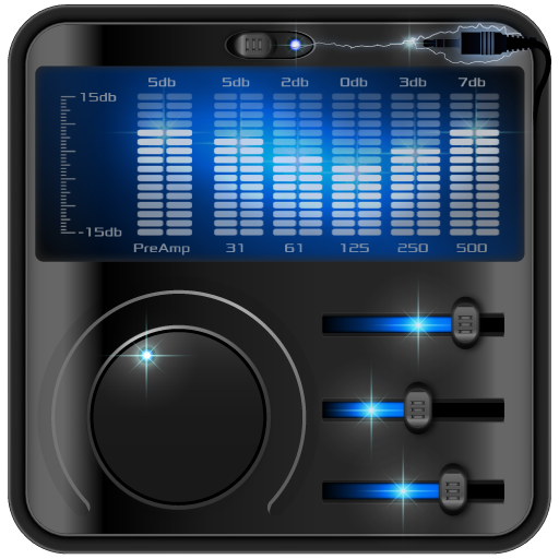 Equalizer Ultra™ - Best Equalizer with Loud Bass أيقونة