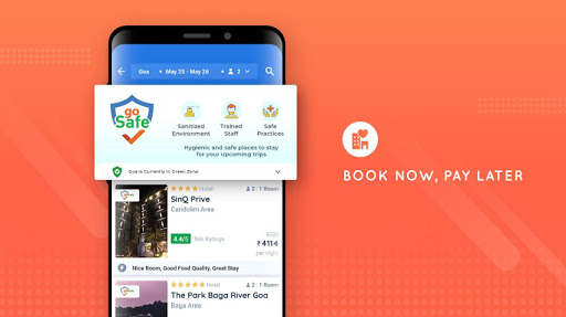 Goibibo Travel App - Hotel, Flights, Train and Bus screenshot 5