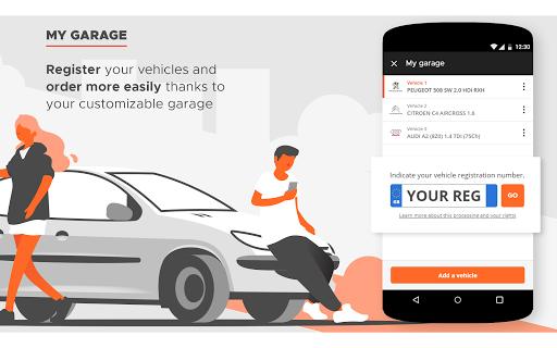 Mister Auto - Low Cost Car Parts screenshot 3