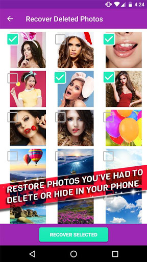 Recover Deleted Photos - Duplicate Photo Finder screenshot 1