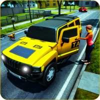 Prado Taxi Driving Simulator 2019: مدينة نيويورك on 9Apps