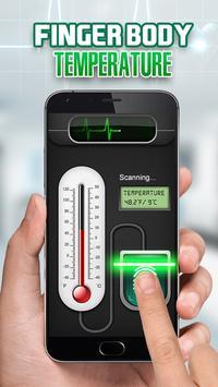 Finger Body Temperature Prank screenshot 1