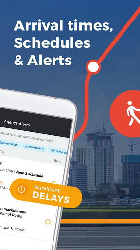 Moovit: Timing & Navigation for all Transit Types screenshot 5