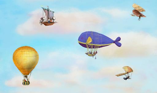 Flying World Live Wallpaper 12 تصوير الشاشة