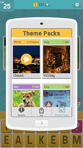 بكتوورد: ألعاب كلمات ممتعة، لعبة كلمات للدماغ 5 تصوير الشاشة