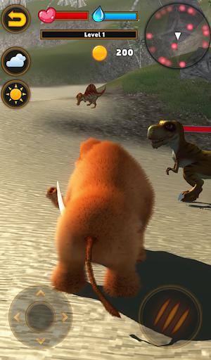 Talking Mammoth screenshot 16