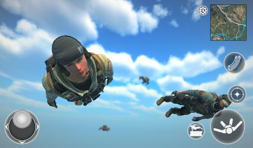 Free Survival Battleground: Fire Battle Royale screenshot 8