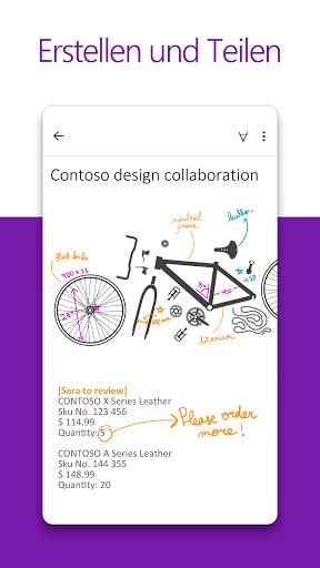 Microsoft OneNote: Notizen speichern und ordnen screenshot 4