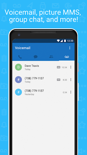 Talkatone: Free Texts, Calls & Phone Number screenshot 5