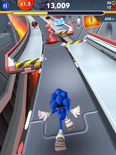 Sonic Dash 2: Sonic Boom screenshot 10