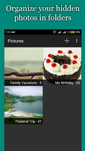 Hide Photos, Video and App Lock - Hide it Pro screenshot 3